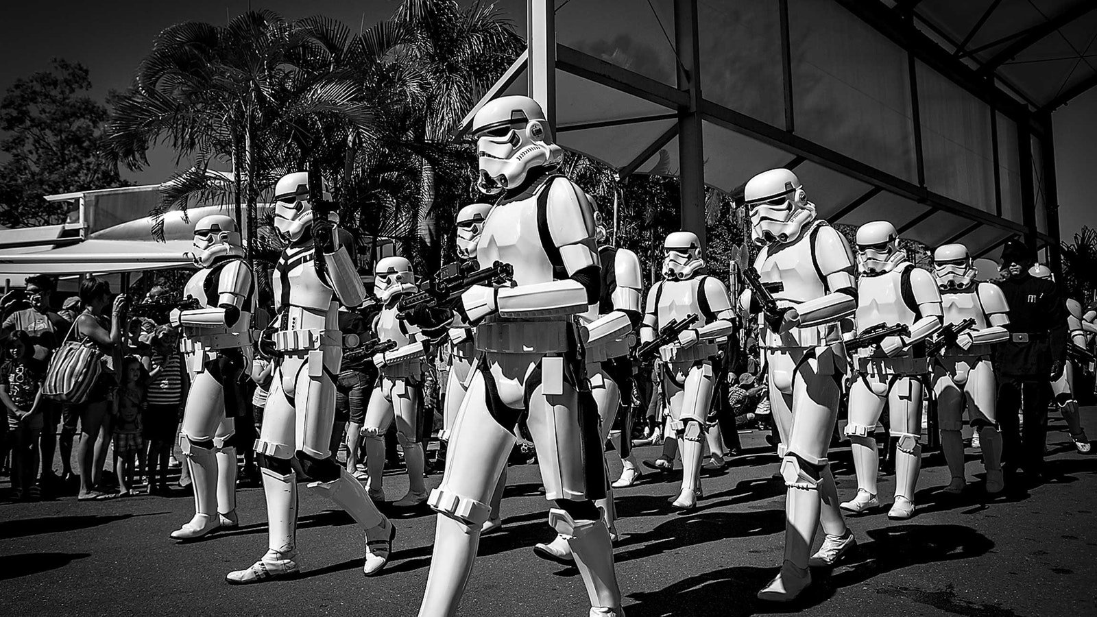 Stormtroopers Weekend at Dreamworld